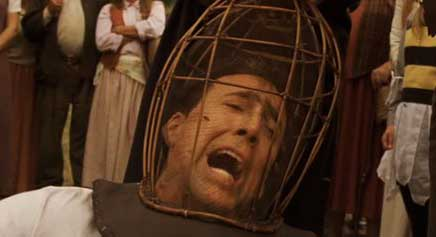 Nicolas Cage Wicker Man